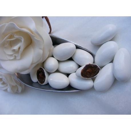 Dragées Liqui'croc caramel au beurre salé blanc vernis