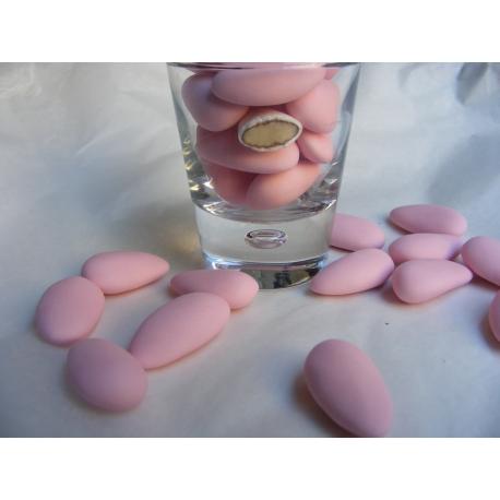 Dragées Finesse extrême Lérida rose pastel