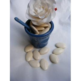 Dragées Chocolat 70% Ivoire