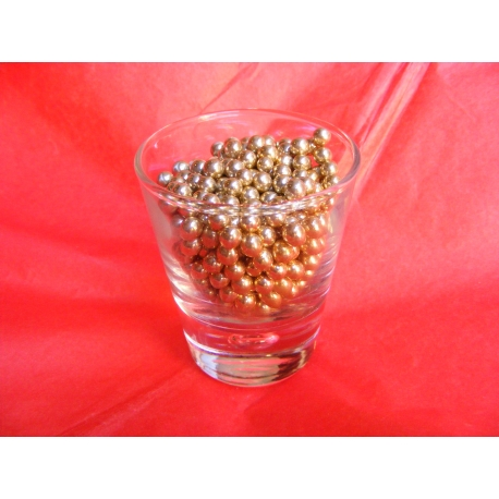 Perles or moyennes 100g