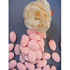 Dragées Chocolat 70% Rose pâle